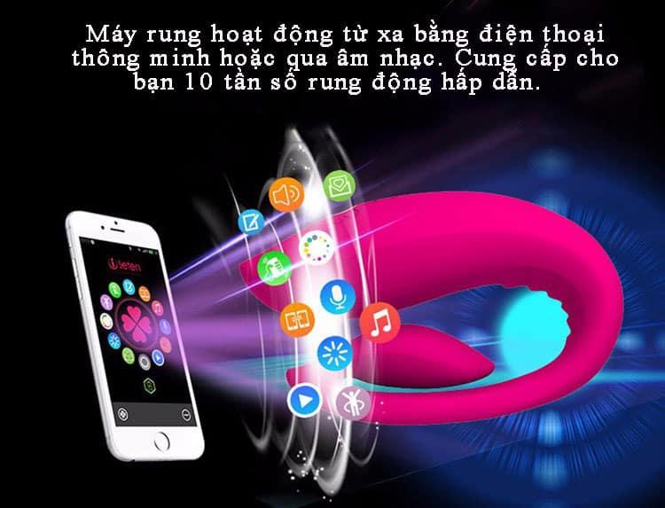 Kết nối thông minh từ xa bằng điện thoại