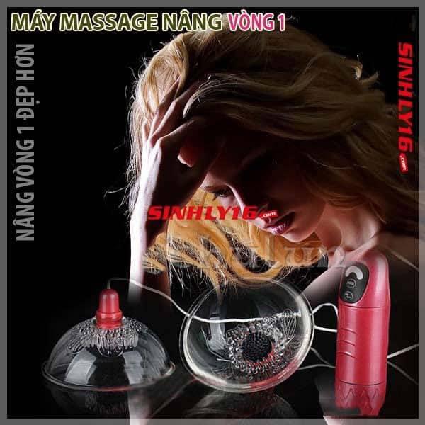 Máy Massage Sextoy MA013 Giúp Chị Em Sở Hữu Vòng 1 Như Mong Muốn