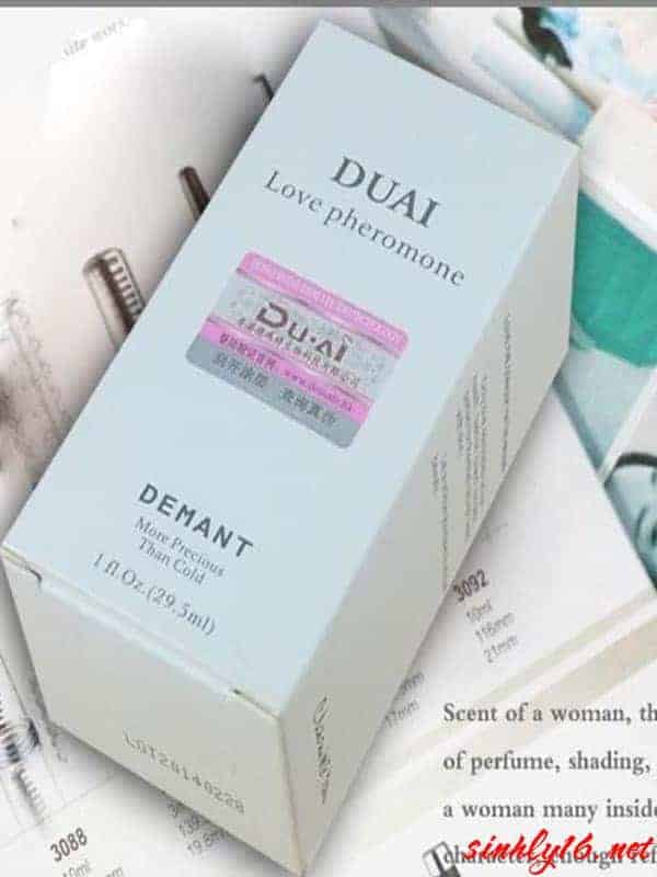 Nước hoa tình dục DU-Al pheromone
