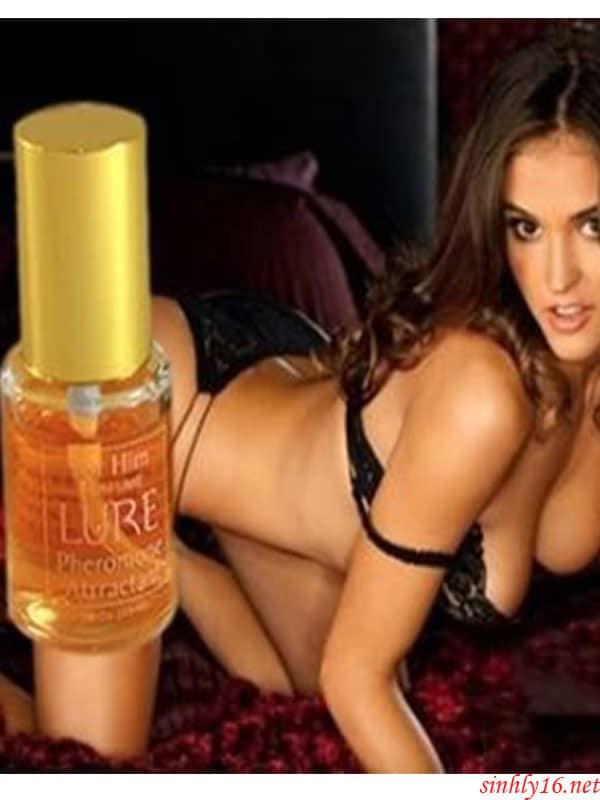 Nước hoa tình dục Mỹ Lure Pheromone Attractant