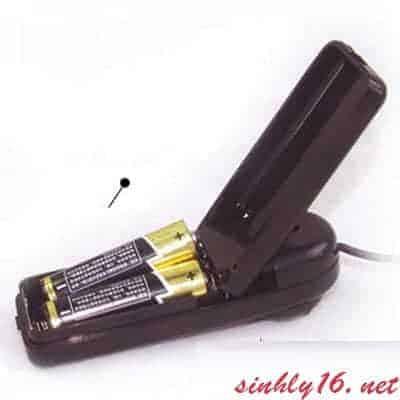 Dương vật giả DV04 sử dụng 2 Pin AAA