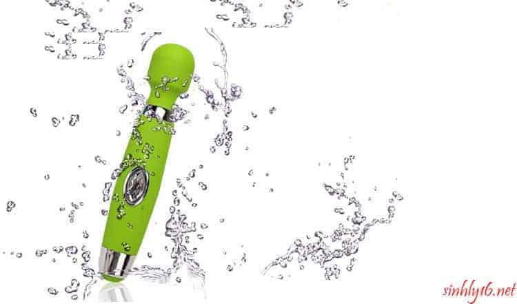 Máy kích thích Louge hoàn toàn không thấm nước
