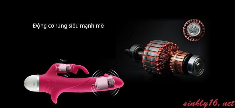 MS28G có động cơ siêu mạnh mẽ