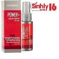 Chai xịt chống xuất tinh sớm Power Delay Spray XTS04