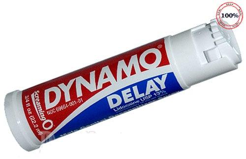 Chai xịt Dynamo nhập khẩu Mỹ kéo dài thời gan quan hệ XTS09